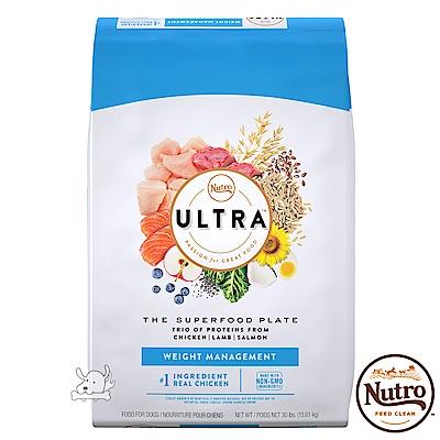 【Nutro 美士】Ultra 大地極品 低卡輕食 配方 犬糧 15磅 X 1包