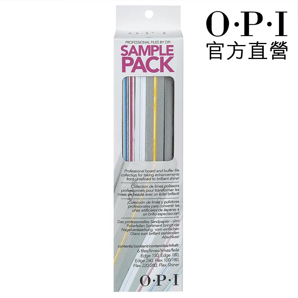 OPI 官方直營.經典專業搓片(6件組)-FI600