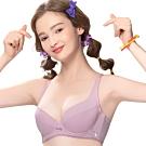 思薇爾 惹萌漾小鳥遊記系列C-E罩軟鋼圈包覆內衣(絹荷紫)