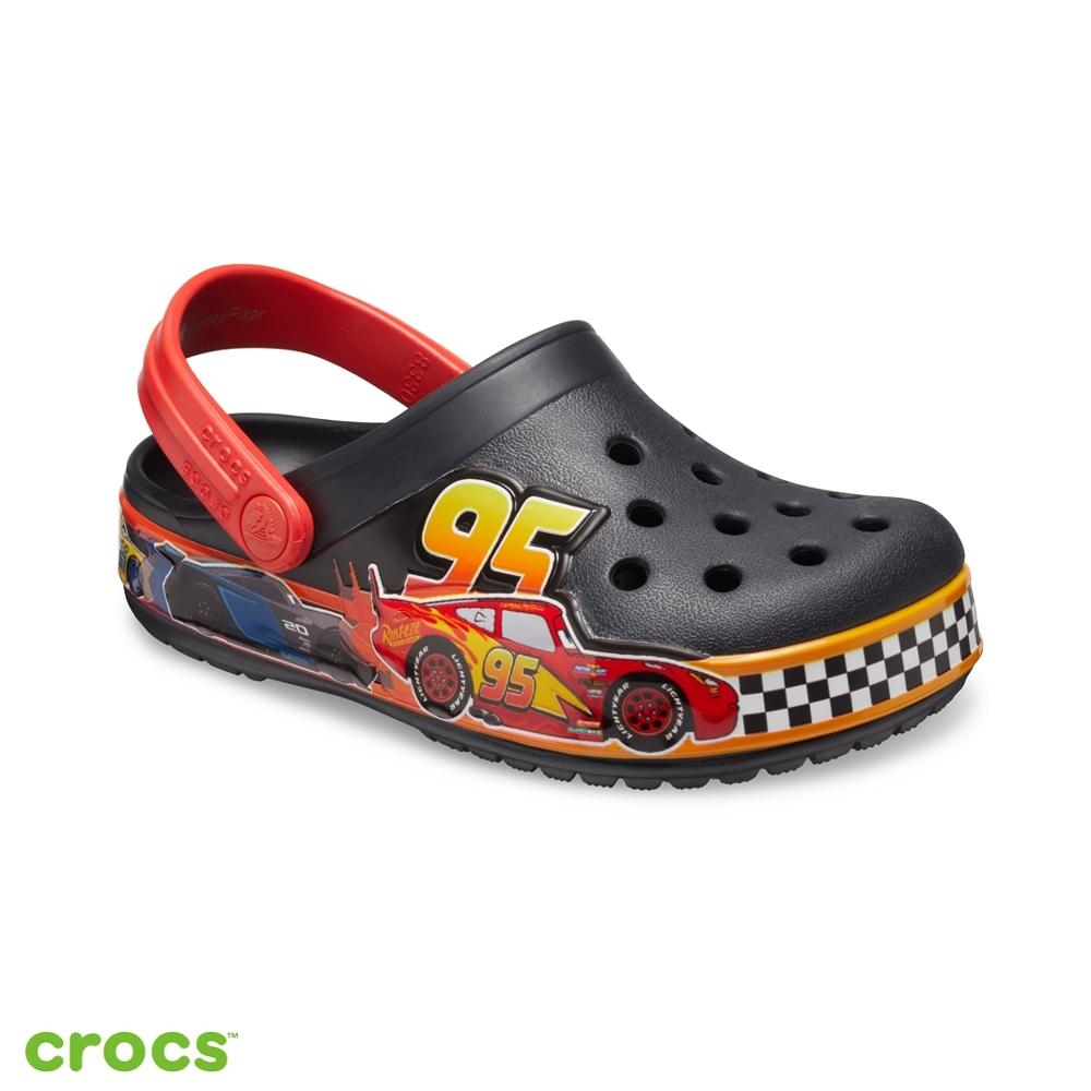 Crocs卡駱馳(童鞋)趣味學院迪士尼汽車總動員小克駱格206472-001