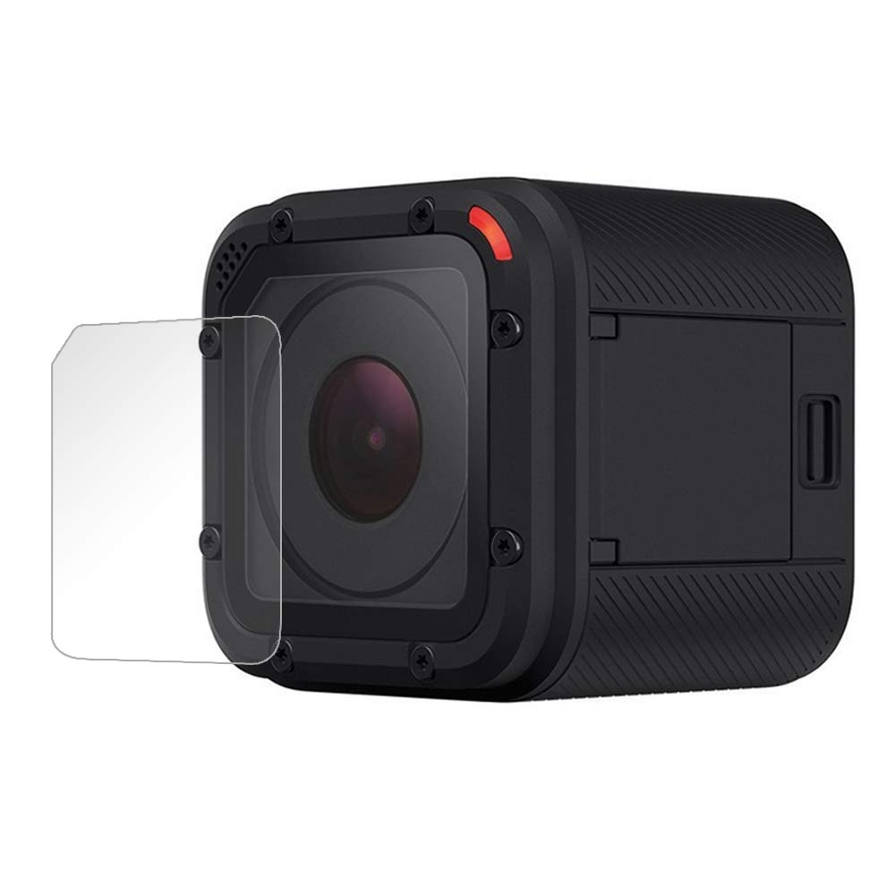 (2入)GoPro HERO5/HERO4 Session Session 副廠 光學顯影抗刮螢幕保護貼 螢幕貼
