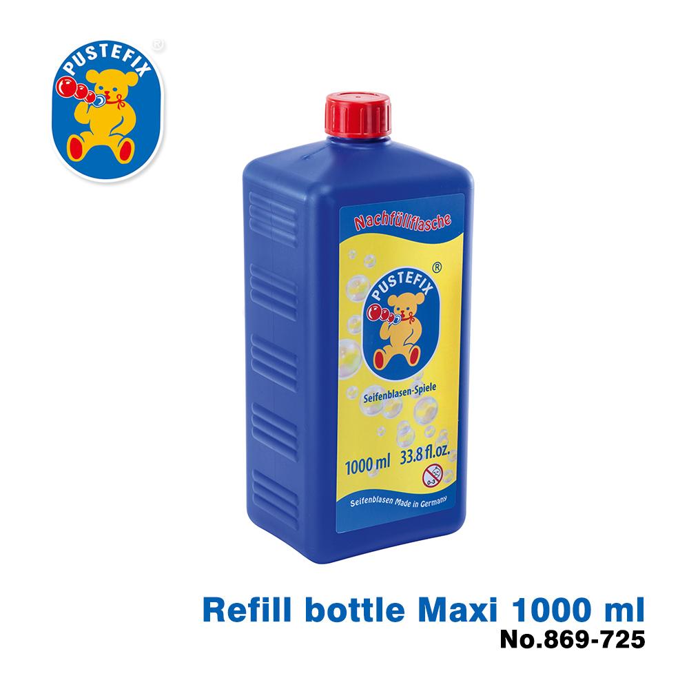 【德國Pustefix】魔法泡泡水補充液1000ml - 869-725