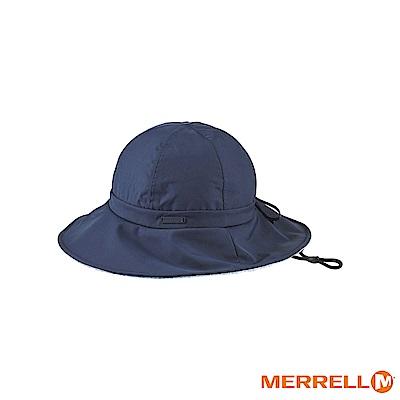 MERRELL 吸濕排汗防水休閒帽-藍(5318HO152)