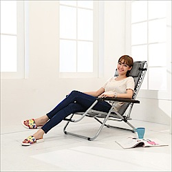 BuyJM小歇專利透氣無段躺椅/涼椅-免組