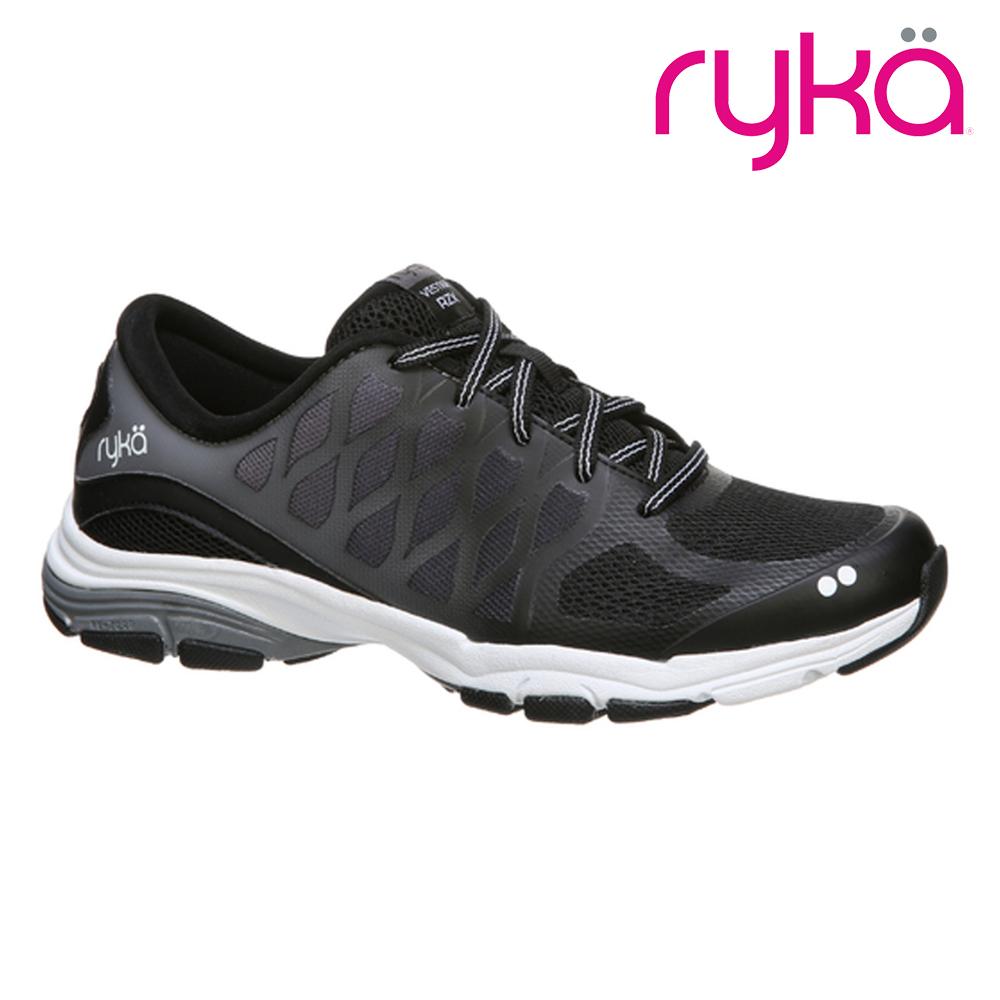 ryka VESTIGE RZX 女健身訓練鞋 黑灰 RKE3823M1002
