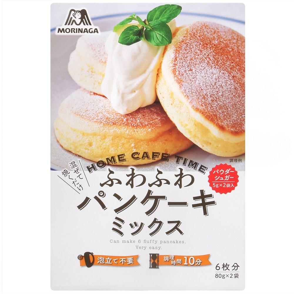 森永 舒芙蕾鬆餅粉[附糖粉](170g)