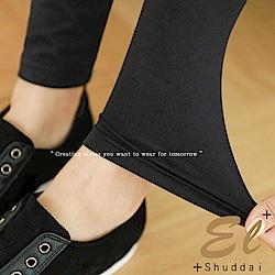 正韓 超彈力溫暖貼腿內搭褲-(共四色)El Shuddai