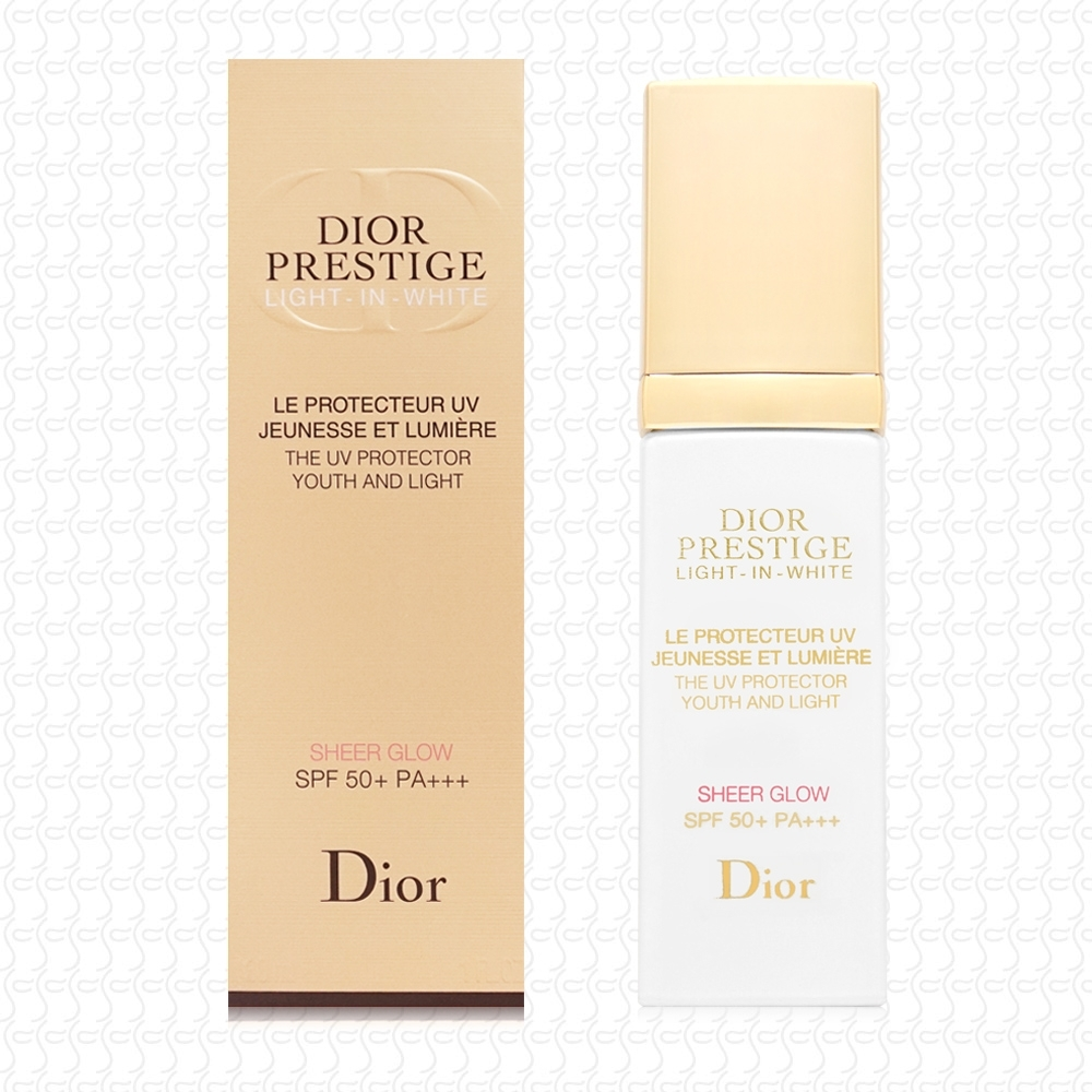 Dior迪奧 精萃再生光燦防護隔離霜30ml