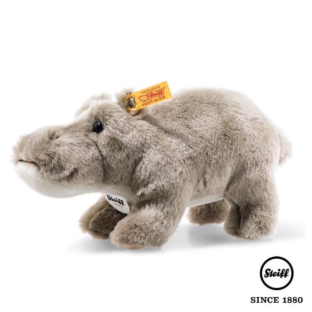 STEIFF 河馬 Sammi Hippopotamus(動物王國)