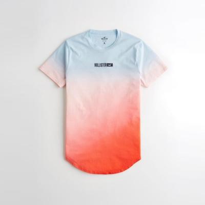 Hollister HCO 短袖 T恤 橘色 1228