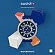 SWATCH 生物陶瓷 BIG BOLD系列手錶LIMY 夜空藍-47mm product thumbnail 1