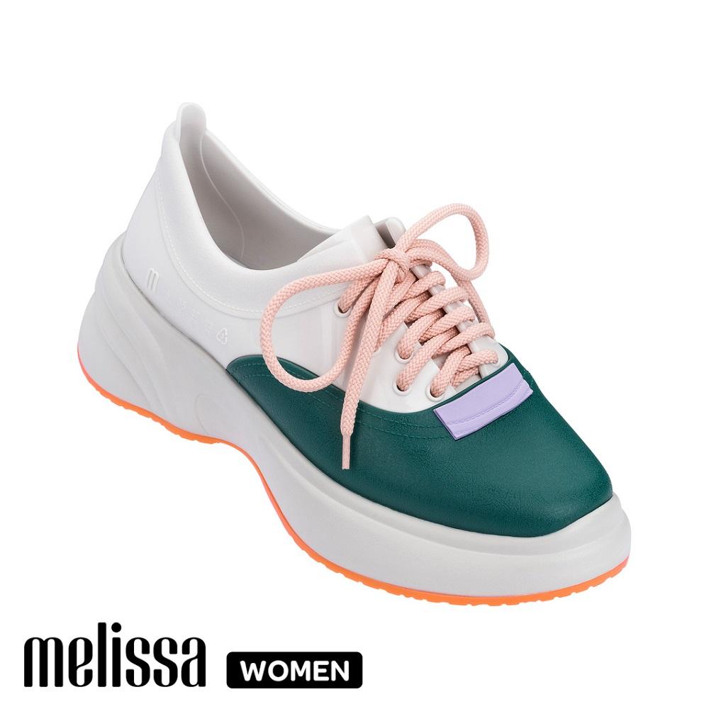 Melissa 潮流Sneaker休閒鞋-綠色