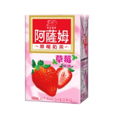 匯竑 阿薩姆草莓奶茶(400mlx6入)