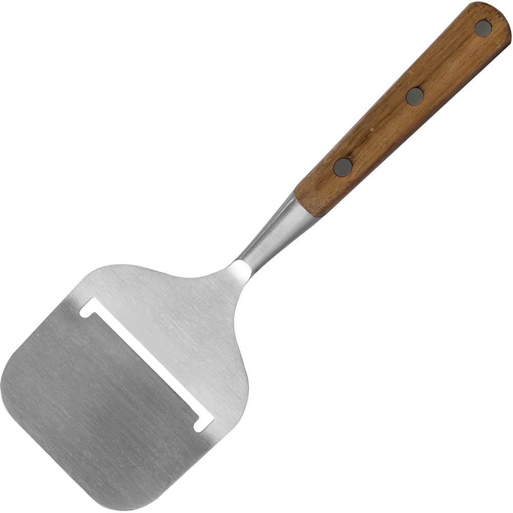 CreativeTops 木柄鏟型起司刀
