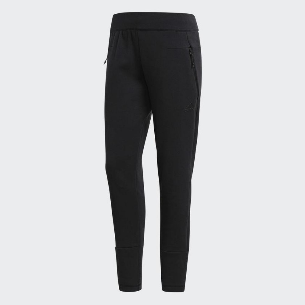 adidas 運動長褲 Z.N.E. Slim Pants 女款
