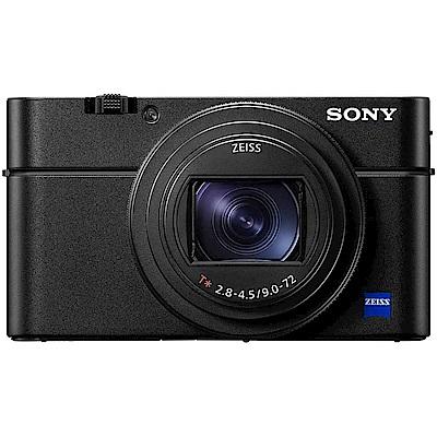 [64G組] SONY DSC-RX100VI (RX100M6)輕巧數位相機(公司貨)