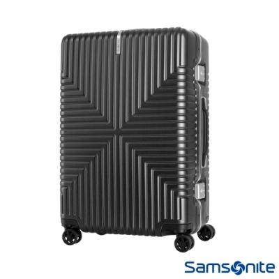 Samsonite新秀麗 28吋Intersect 高質感PC鋁框硬殼TSA行李箱