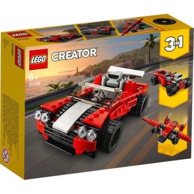 樂高LEGO 創意大師系列 - LT31100 跑車