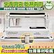 青葉 P299B 真空包裝機 強力吸嘴 乾濕兩用免專用袋-白色(公司貨) product thumbnail 2