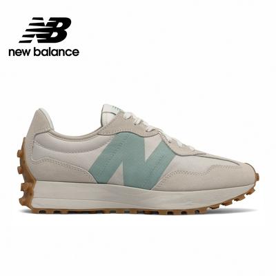 [New Balance]復古運動鞋_女性_湖水綠_WS327HG1-B楦