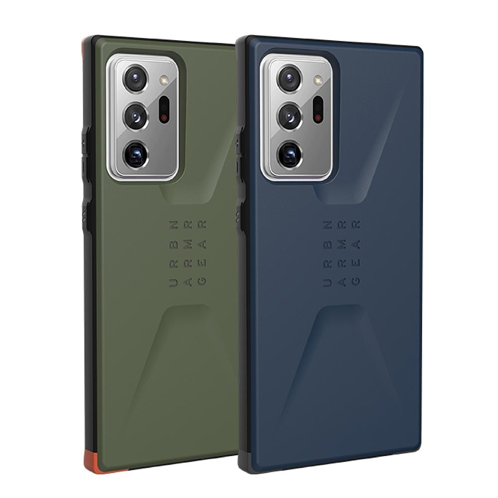 UAG Galaxy Note 20 Ultra 耐衝擊簡約保護殼