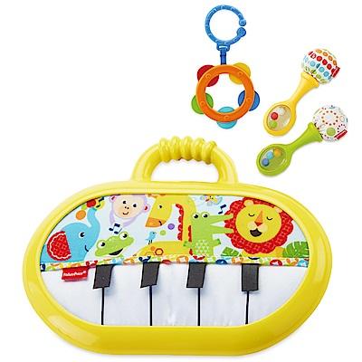 奇哥 Fisher-Price 費雪 經典小鋼琴禮盒組