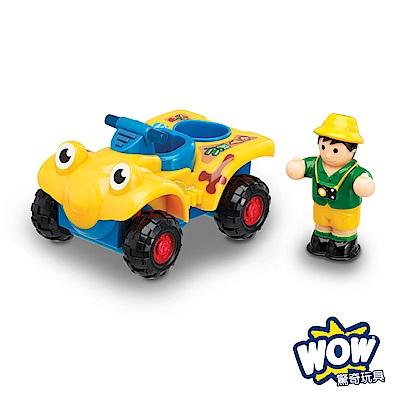 英國【WOW Toys 驚奇玩具】生態保育越野車 拉菲爾