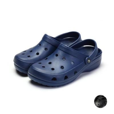 ARRIBA艾樂跑男鞋-輕量防水涼鞋-藍/黑(61509)