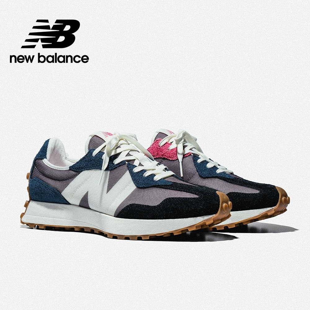 【New Balance】 復古鞋_中性_鐵灰_MS327SFB-D楦