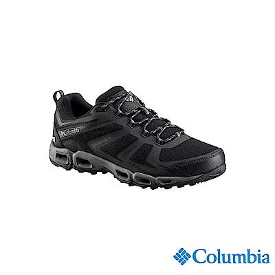 Columbia 哥倫比亞 男款-OD防水健走鞋-黑色 UBM46000BK