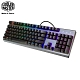 Cooler Master CK350 機械式 RGB 電競鍵盤 (茶軸) product thumbnail 1