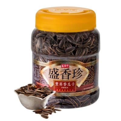 盛香珍 豐葵香瓜子禮桶(焦糖風味)700g