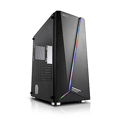 技嘉B360平台[獵豹殺手]i3四核GTX1660-6G獨顯電腦