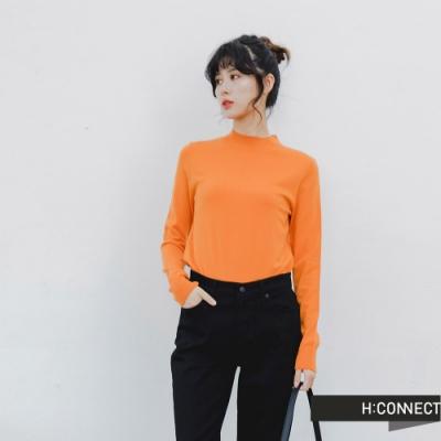 H:CONNECT 韓國品牌 女裝 -兩件式披肩針織上衣