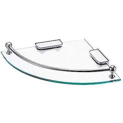 BOSS D-395角落玻璃平台(銅護欄)PVC夾具