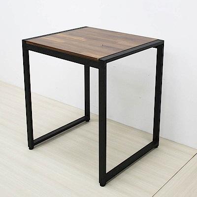 CLORIS 法國復古LOFT工業風餐桌(68X60X75公分)