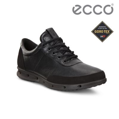ECCO COOL W 360度環繞防水休閒運動鞋 女 女鞋 黑色