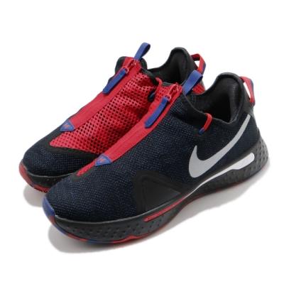 Nike 籃球鞋 PG 4 EP 運動 男鞋 明星款 避震 包覆 XDR外底 球鞋 紅 藍 CD5082006