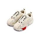 FILA 中性運動鞋-米 4-C621T-126