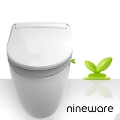 韓國nineware 小草造型馬桶蓋手柄器/不沾手馬桶坐墊輔助提把 掀蓋器