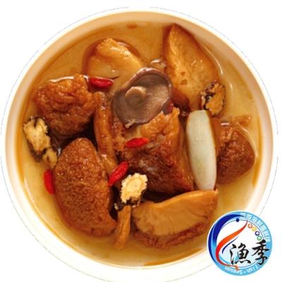 【漁季水產】麻油猴頭菇3包組(300g±10%/包)