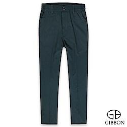 GIBBON 四面彈輕薄休旅鬆緊長褲-二色