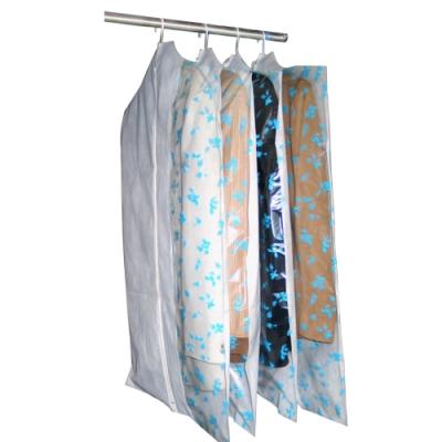 【拉鍊式】衣物防塵套-西裝專用10包(40件)