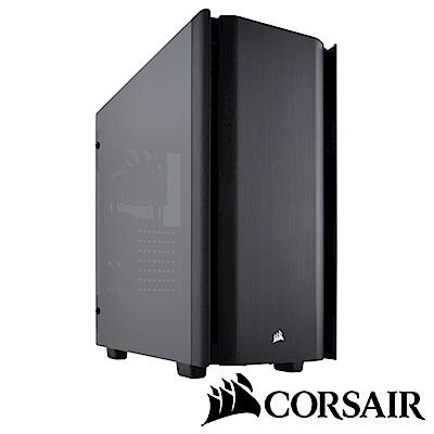 CORSAIR海盜船Obsidian系列500D電腦機殼-黑