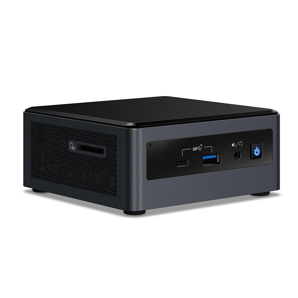 Intel NUC平台i3雙核{金刀少將} 迷你電腦(i3-10110U/512G M.2 SSD)