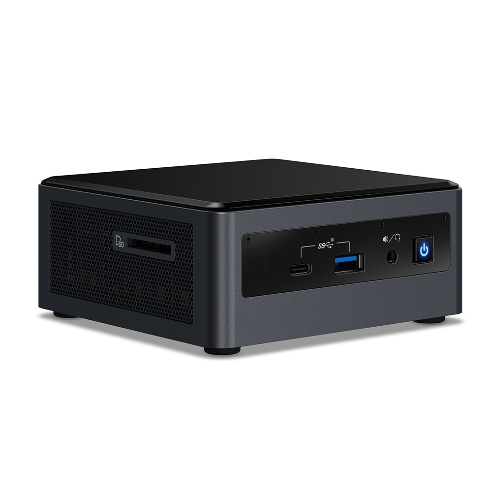 Intel NUC平台i7六核{金刀之羽} 迷你電腦(i7-10710U/256G M.2 SSD)