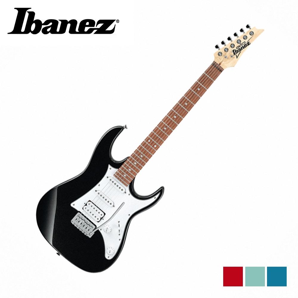 Ibanez GRX40 BKN CA MGN MLB 電吉他 黑 紅 藍 綠 四色