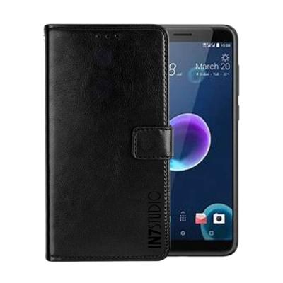 IN7 瘋馬紋 HTC Desire 12+ (6吋) 錢包式 磁扣側掀PU皮套 手機皮套保護殼