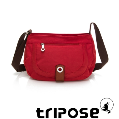 tripose 微旅系列淑女側肩包(小) 紅
