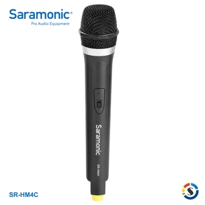 Saramonic楓笛 SR-HM4C 無線手持式麥克風